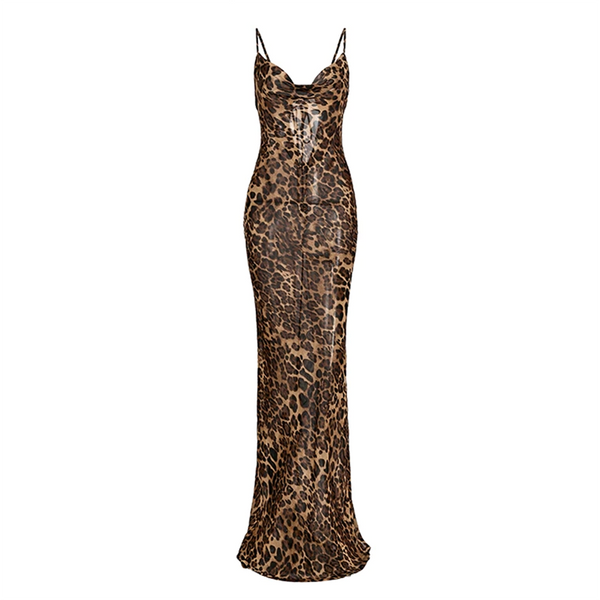 Soraya Animal Print Dress