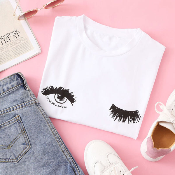Eyelash Queen T-Shirt