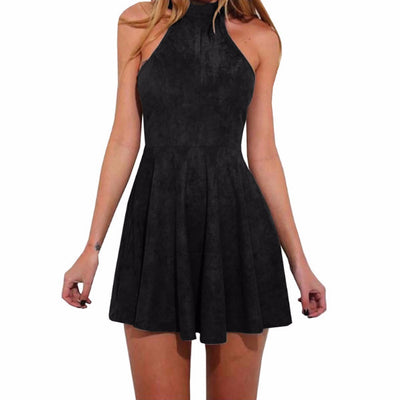 Kaira Sexy Lace up Dress