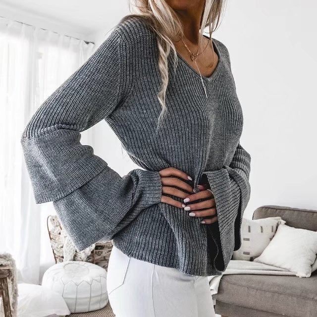 Lorena Bell Sweater