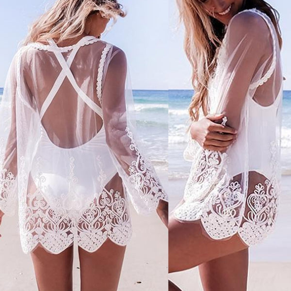 Sophia Lace Top