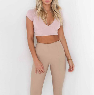 Regan Crop Top