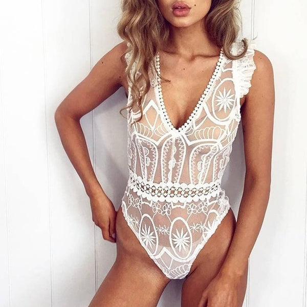 Glam Dreamy Bodysuit