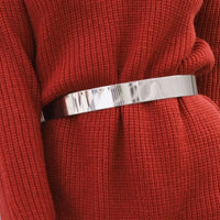 Amy Metal Belt