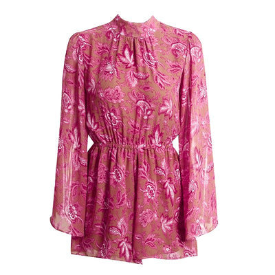 Juliette Floral Playsuit
