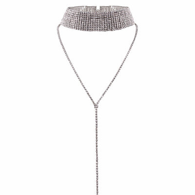 Diamond Luxury Choker