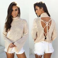 Loose Knitted Shirt