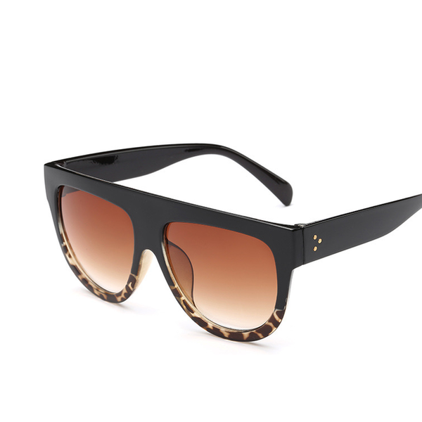 Joy Flat Top Sunglasses