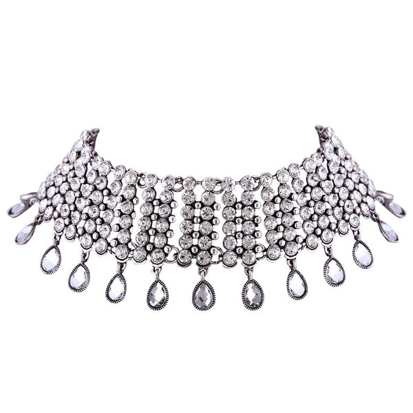 Queen Choker Necklace