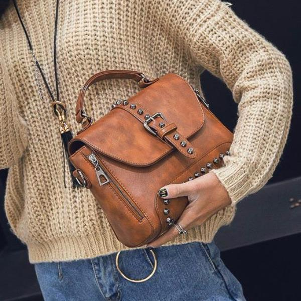 Wild West Leather Bag