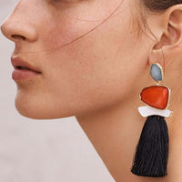 Boho Tassels Earrings