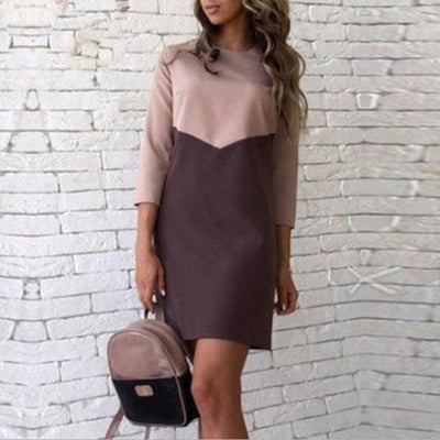 Tegan Triangle Dress