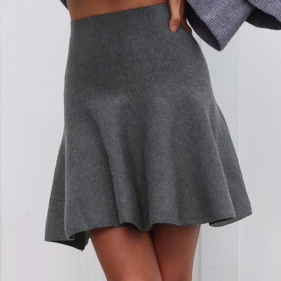 Laura High Waist Skirt