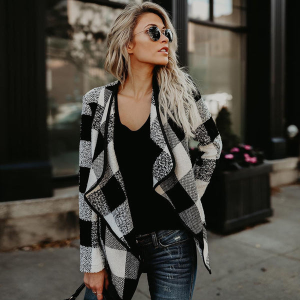 Melbourne Plaid Jacket
