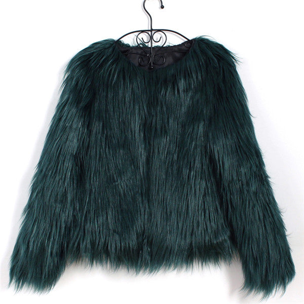 Winter Furry Jacket