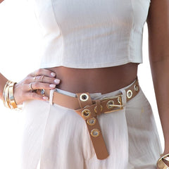 Camel Gold Belt