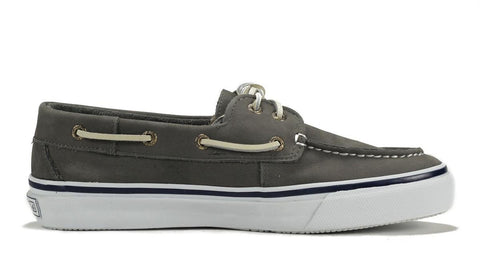 Sperry Top Sider: Bahama 2 Eye Wash Grey Boat Shoe
