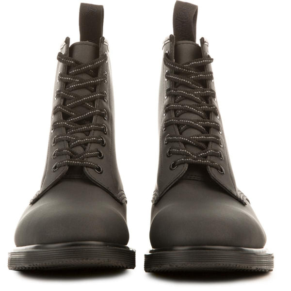 Men's Whiton Black Reflective Boot