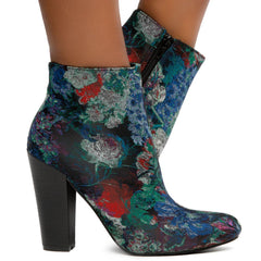 Panne-1 Ankle Booties