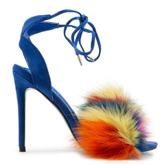 Furriery High Heels
