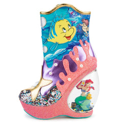Disney's The Little Mermaid x Irregular Choice Just Me & The Sea