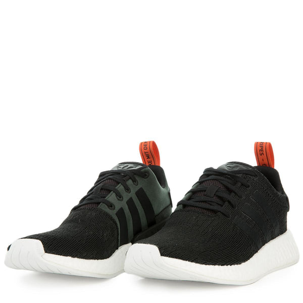 adidas NMD_R2 Men's Coral Black Sneakers