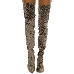 Women's Paw-27 Thigh-High Boot