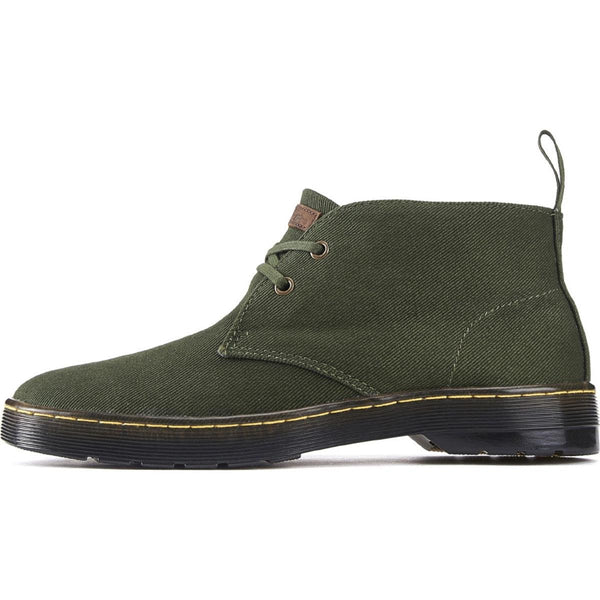 Dr. Martens for Men: Mayport Forest Green Chukka Boots
