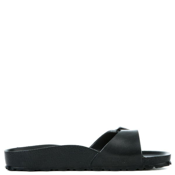 Women's Narrow Madrid Eva Black Sandal