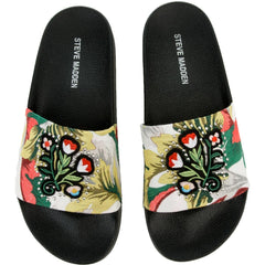 Women's Patches Slide in Multi