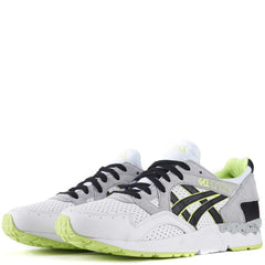 asics for Men: Gel-Lyte V White/Black Running Shoes