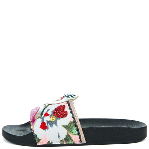 Women's Flamingo Slider Pink Sandal