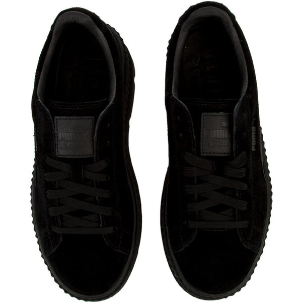 Women's Cleated Creeper Suede