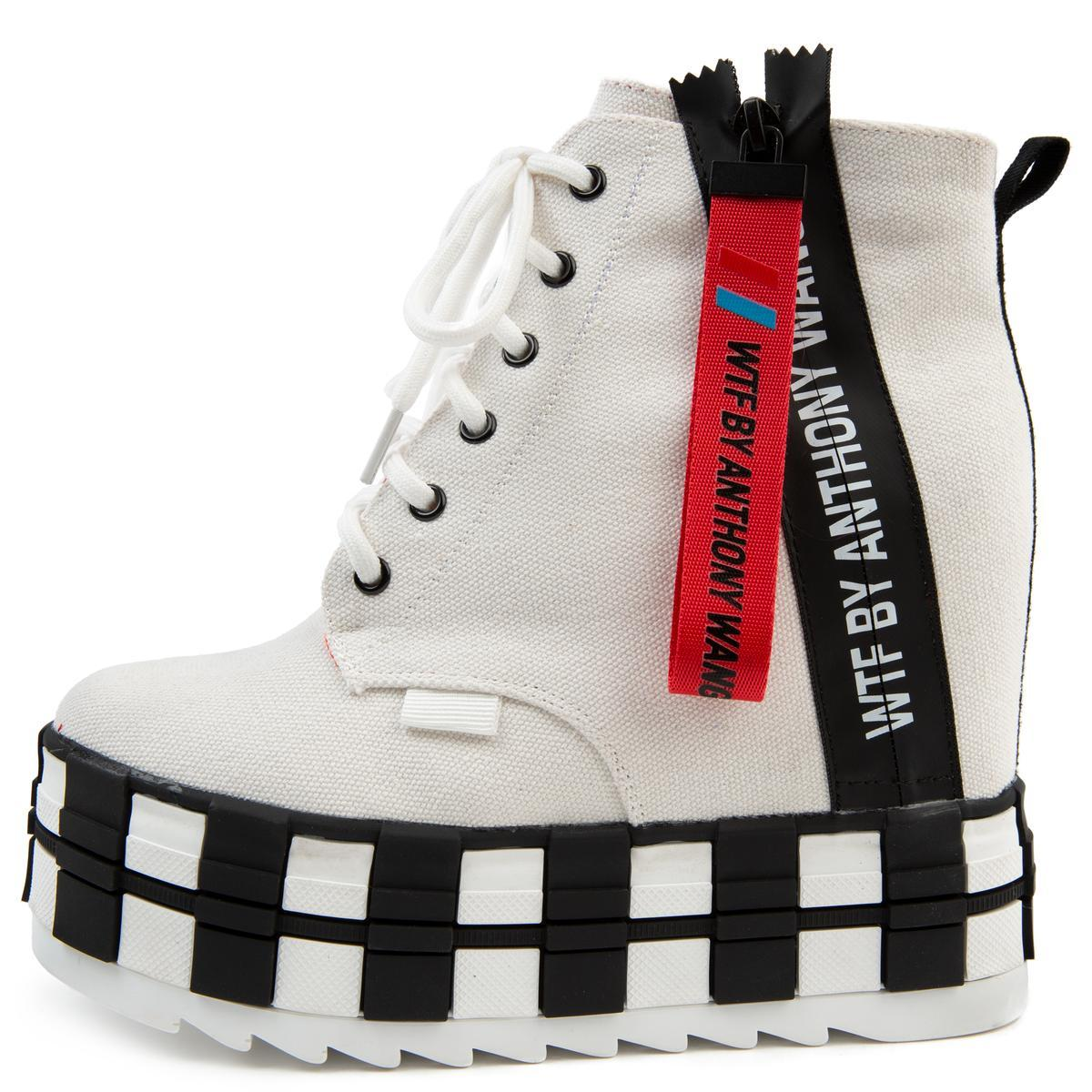 Minson Wedge Sneakers