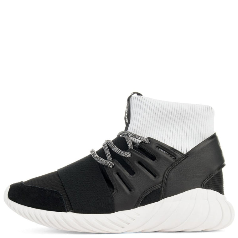 Men's Tubular Doom Black Sneaker