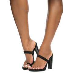 Women's Daline Black High Heels