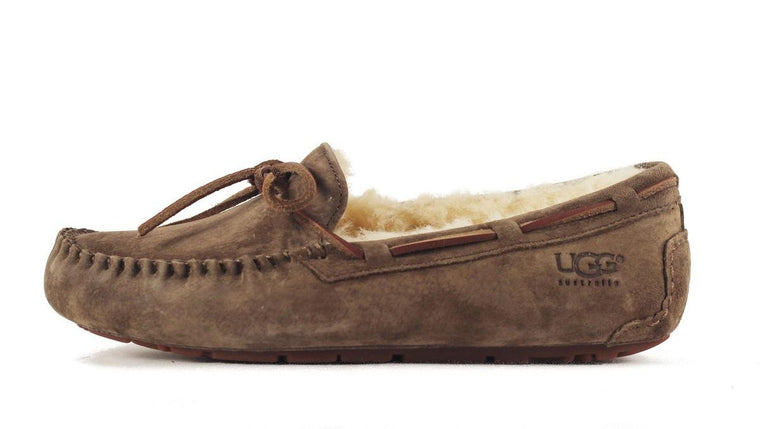 UGG Australia for Women: Dakota Espresso Moccasin