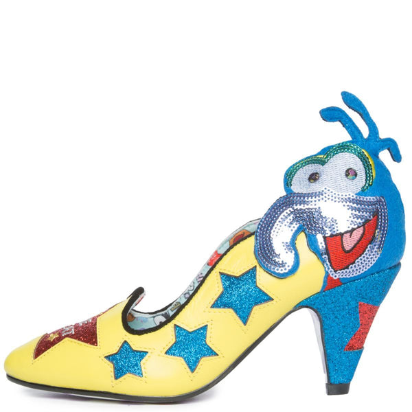 The Muppets x Irregular Choice The Great Gonzo Heel