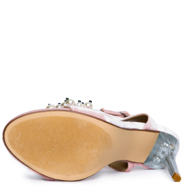 Cape Robbin Craft-2 Women's Pink High Heels