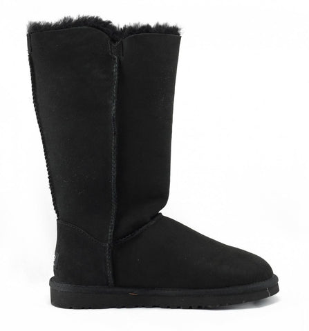 UGG Australia for Women: Bailey Triplet Black Boots