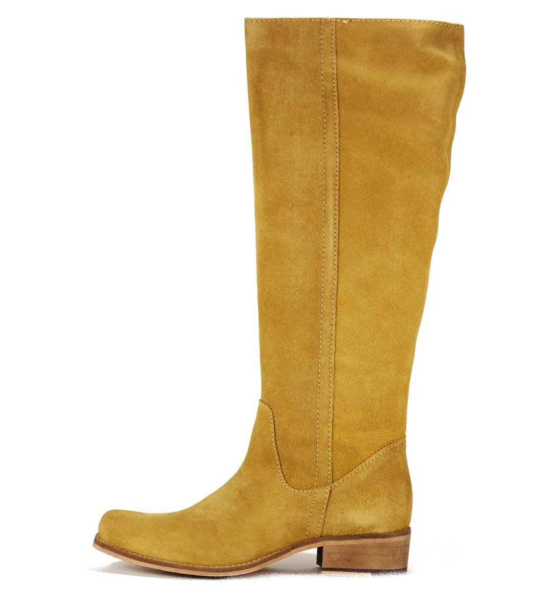 Seychelles for Women: Secretive Tan Tall Boot