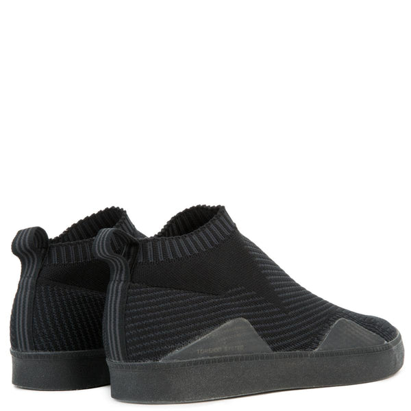 Men's 3ST.002 PrimeKnit Black Sneakers