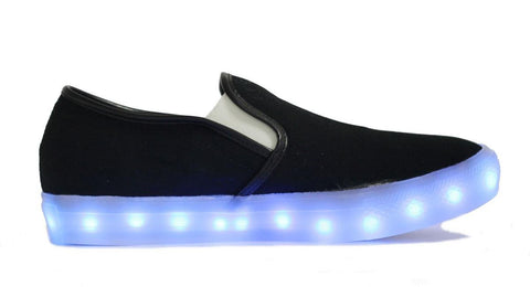 Women's Jordan04 Casual Light-Up Snealer