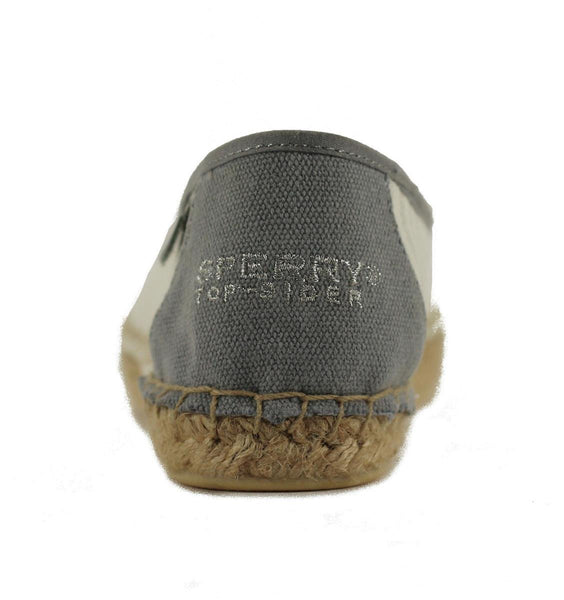 Sperry Top-Sider for Women: CoCo Charcoal Silver Slip-On