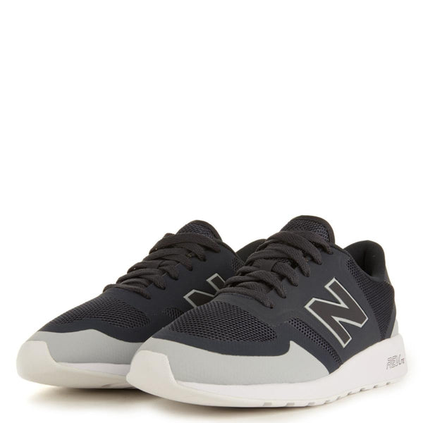 New Balance Unisex: 420 Re-Engineered Navy/Light Grey Running Shoes