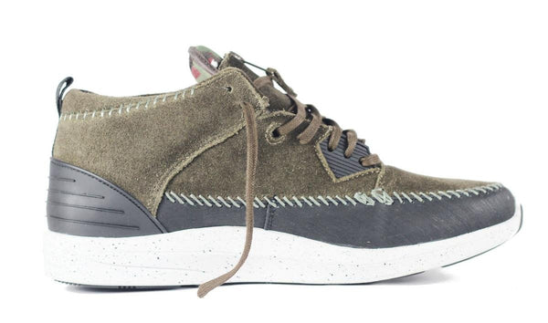 Diamond Supply Co for Men: Native Trek Brown Sneaker
