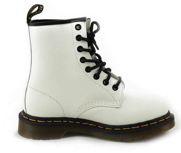 Dr Martens for Women: Women's 1460 - WHITE Boots