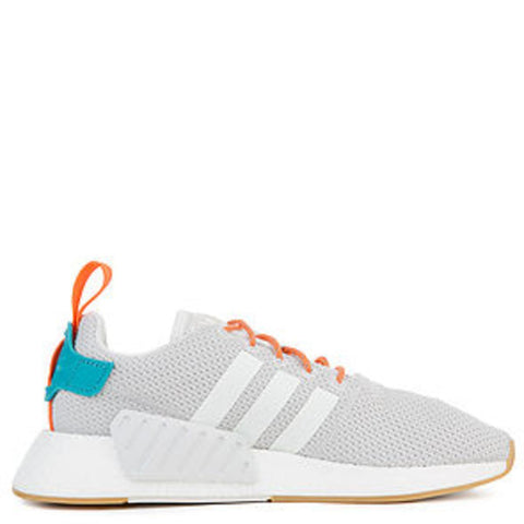The NMD R2 Summer in White, Grey and Gum3