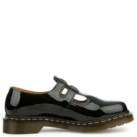 Women's 8065 Mary Jane Black Patent Oxford