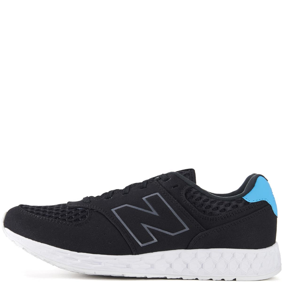 New Balance Unisex: 574 Fresh Foam Breathe Black Running Shoes
